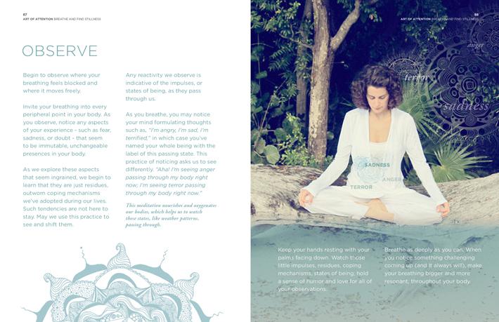 Breathe and find Stillness Chapter